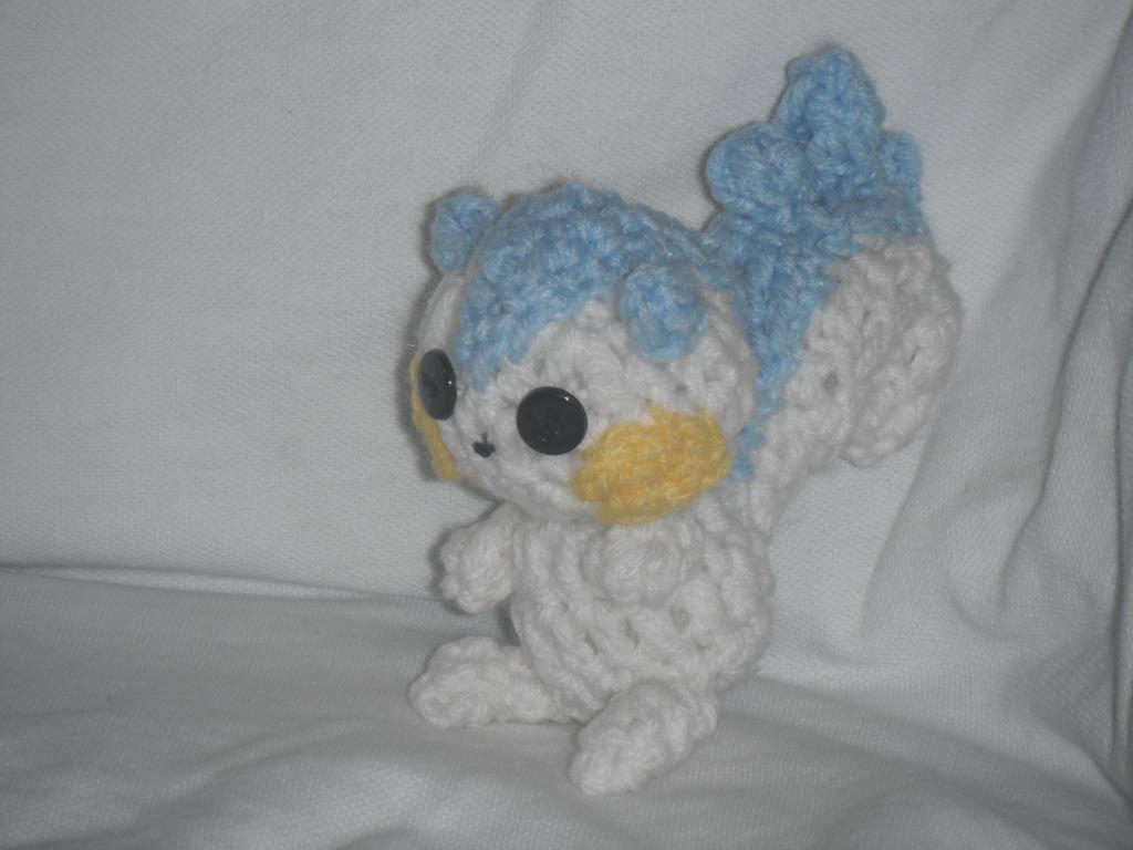 Stitching Amigurumi Together : Pachirisu Amigurumi by Humble-Stitches on deviantART
