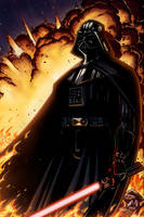 Jonboy's Vader by pochrzas