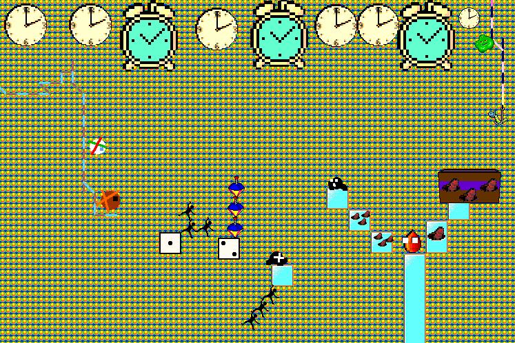 mozi-clocks n' blocks
