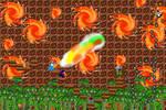 Mozi Pixel- burning Jungle 2