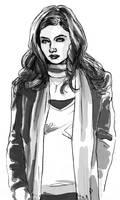 Amy Pond  a companion piece