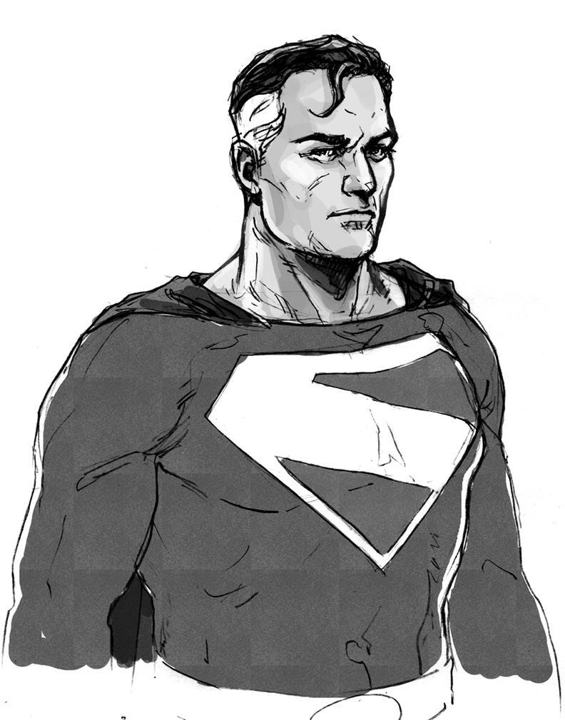 DSC Superman kingdom come by MarcLaming