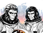 Planet Pulp goes Ape