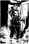Punisher commission inked