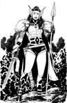 Lady Sif commission