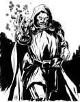Dr Doom inks