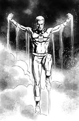 Miracleman by MarcLaming