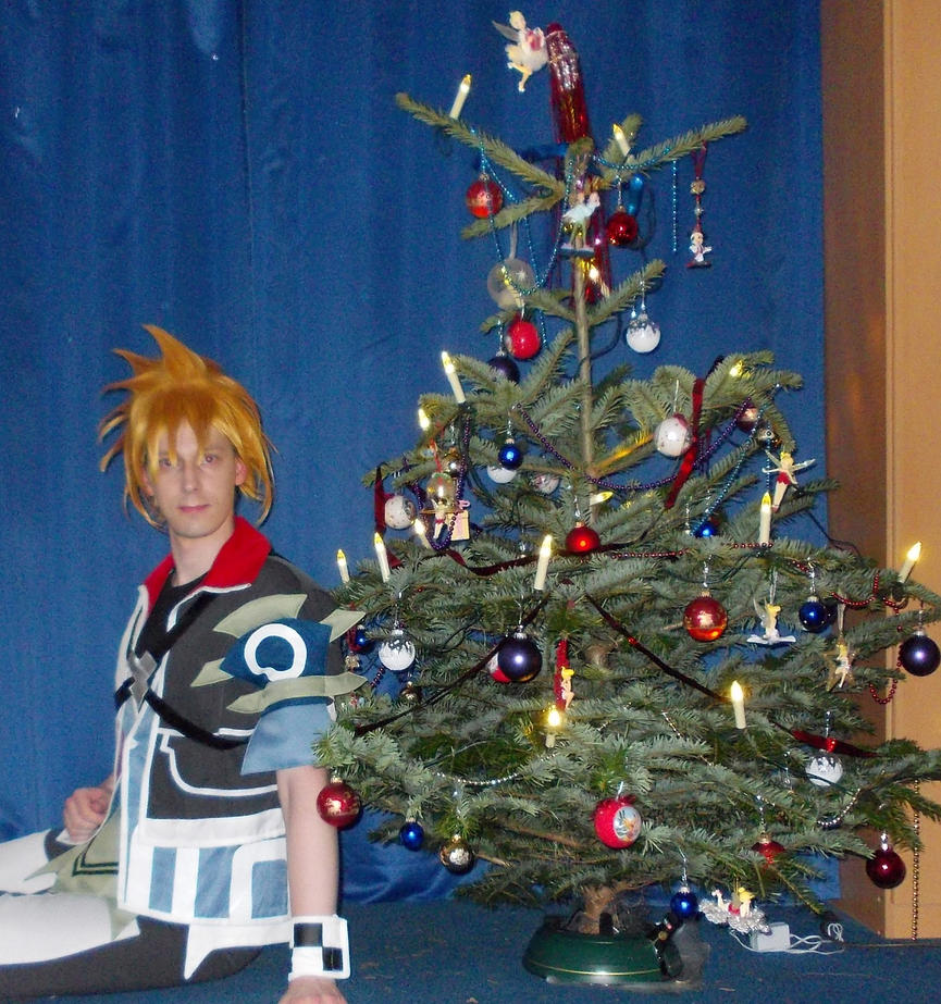 Merry Christmas from Ventus by Jake885