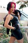 Roxy Spaulding / Freefall Gen13 Cosplay