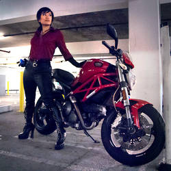 Resident Evil 6 / Ada Wong by leenisabel