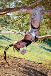 Ibuki - Street Fighter - Cosplay by leenisabel