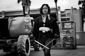 Miho Sin City Leen Isabel Cosplay 06