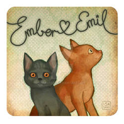 Ember and Emil