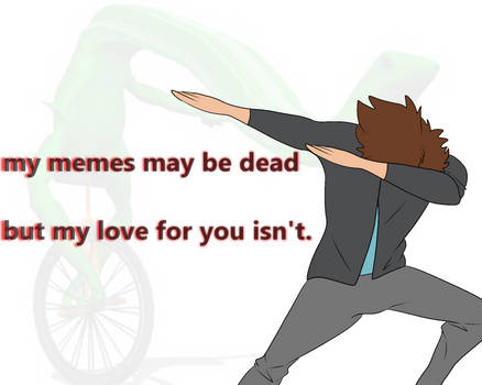 dabbing into your DMs