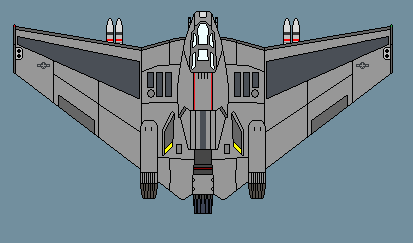 F302 Space Superiority Fighter by Autofire1979
