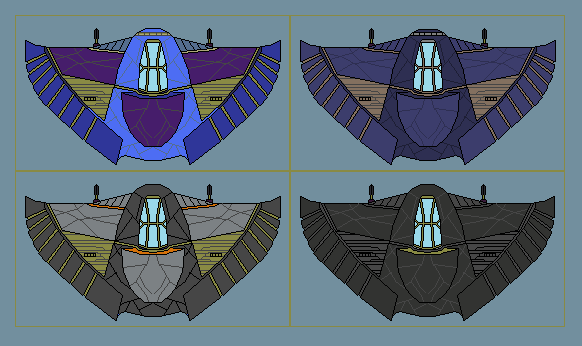 Gou'ald Death Gliders by Autofire1979