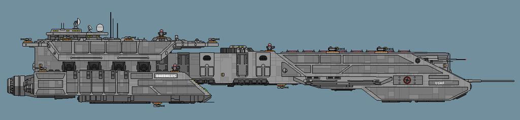 USAF Deadalus by Autofire1979