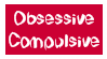 OCD Stamp by OCD-Club