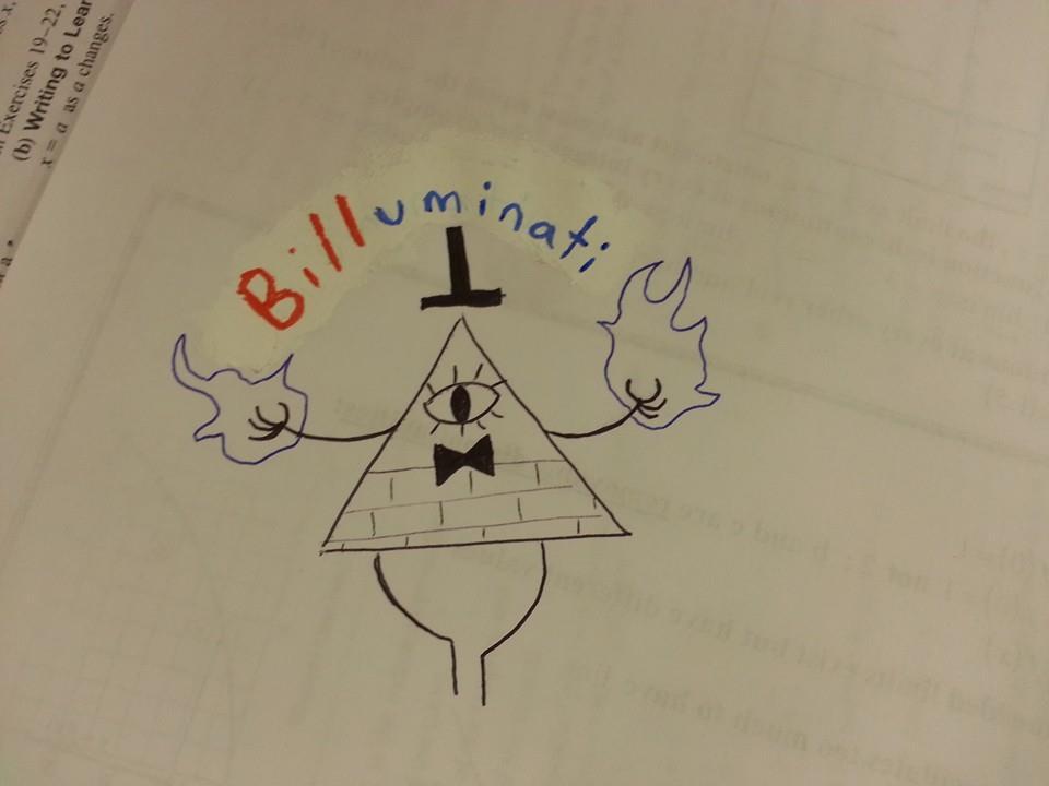 Billuminati by Art-is-life22