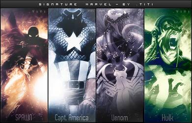 Signature Marvel