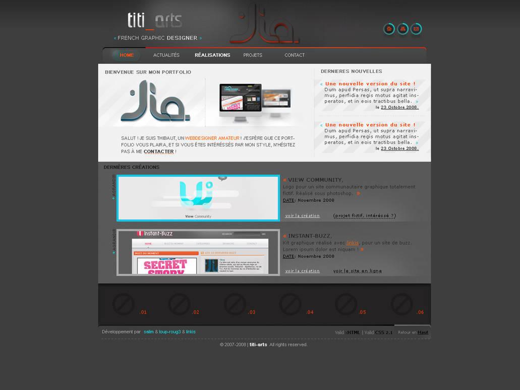Titi-arts.com Version 4