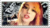 Paramore Stamp by brycemilburn