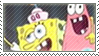 Spongebob Squarepants Stamp by brycemilburn