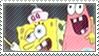 Spongebob Squarepants Stamp by brycemilburn