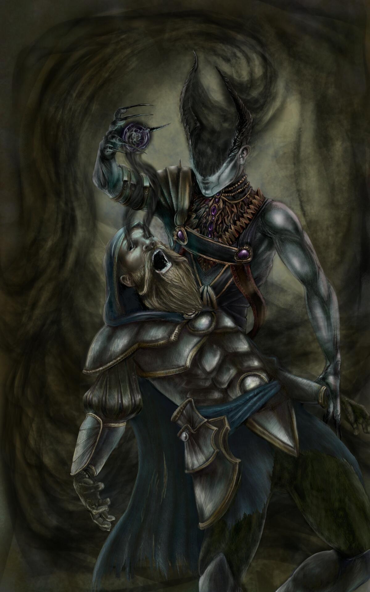 Ashiok Nightmare Weaver Rings Of Brighthearth