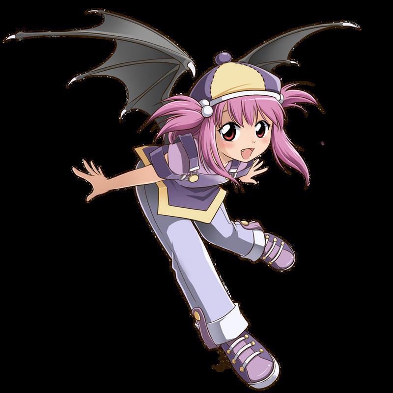 Little Batwings By Nekoshiei
