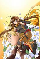 Amazing Agent Luna Vol2 by nekoshiei