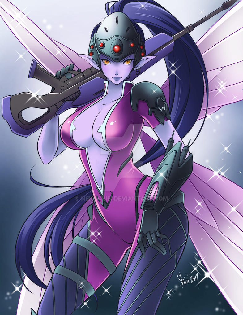 Widow Maker   by nekoshiei