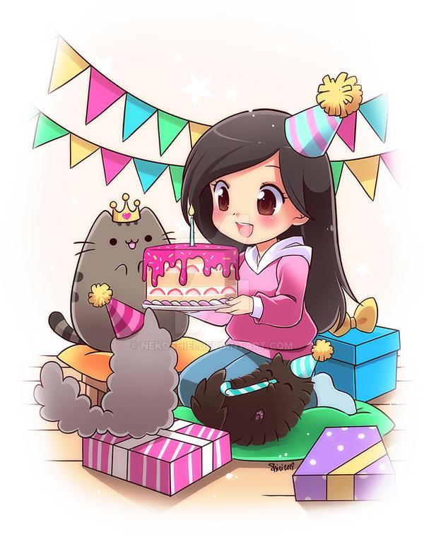 [Imagen: birthday___by_nekoshiei-dc2e0eu.jpg]