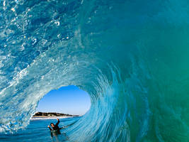 surfers point of view by LouisStone