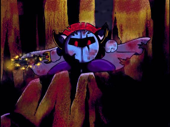 the dark meta knight... by metamorro on DeviantArt
