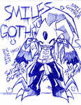 SMILES GOTHAM