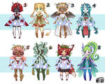 Adopts: Fantasy Creatures - $10 / 1k Points (OPEN)