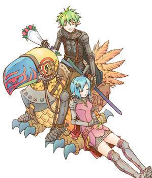 RO, knights