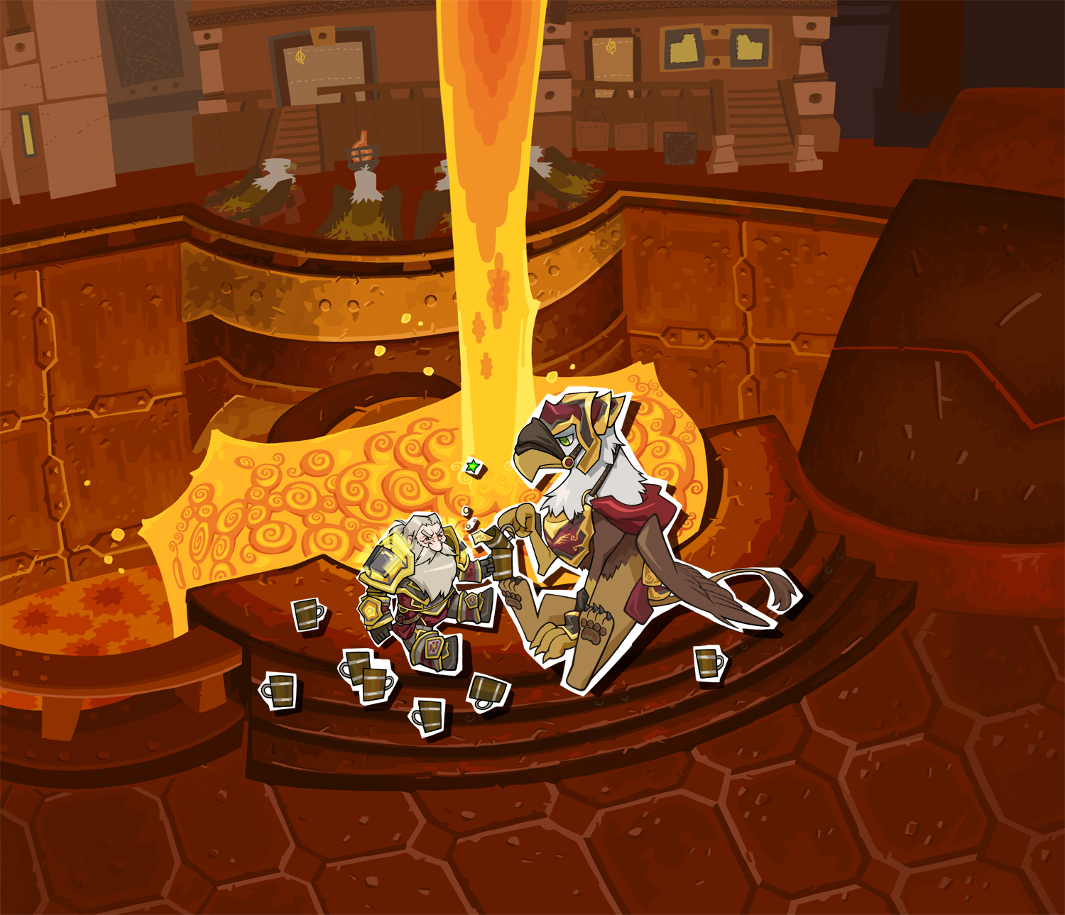wow how to go to ironforge