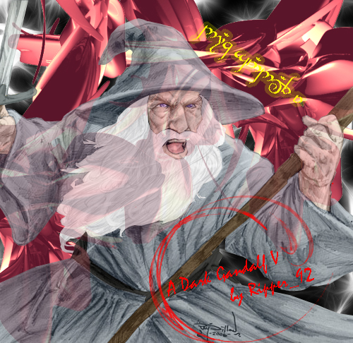Gandalf By Ripper1992 On DeviantArt