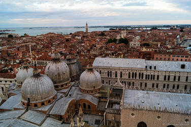 San Marco basilica and Palazzo Ducale