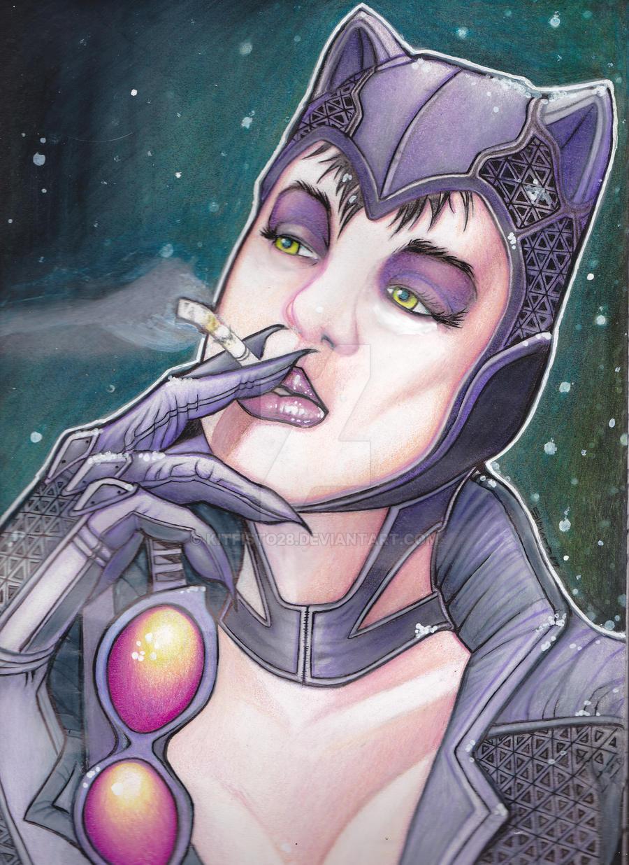 Catwoman Arkham City Revised by Kitfisto28