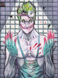 Joker M.D. by Kitfisto28