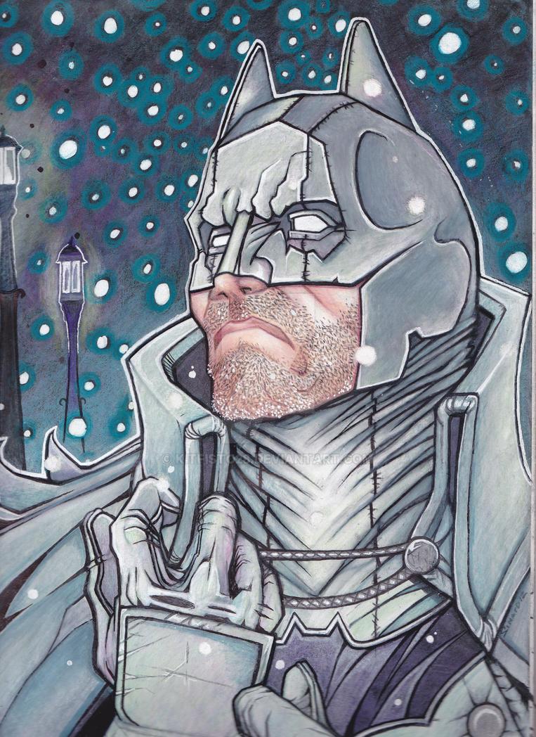Batman by Gaslight by Kitfisto28
