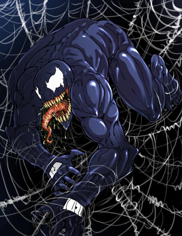 Venom colors by Pechan