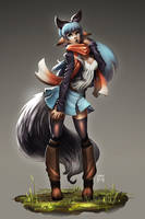 Alice by Pechan