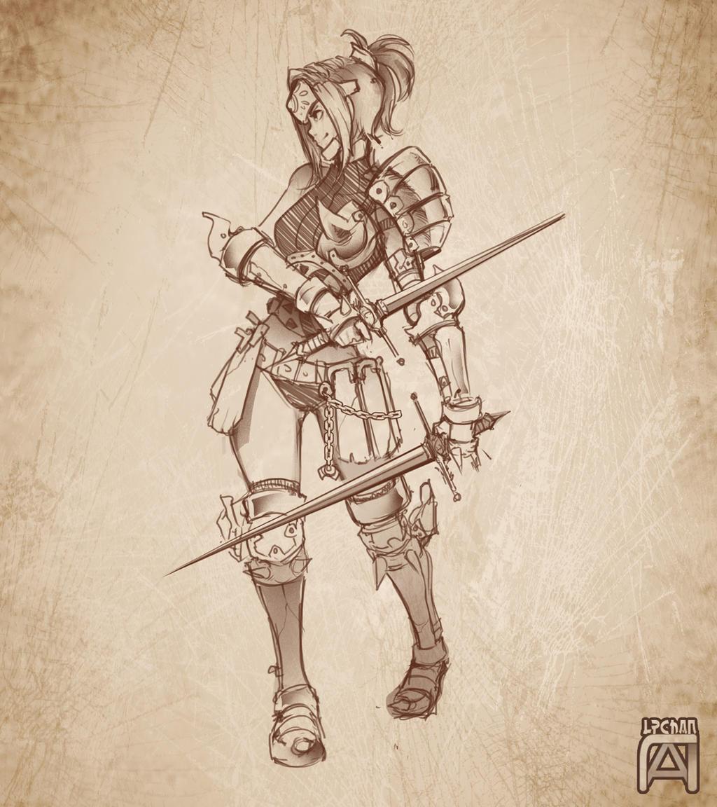 Battle Armor by Pechan