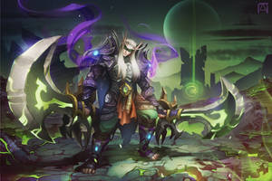 Demon Hunter by Pechan
