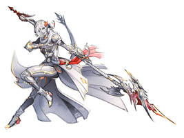 Dragoon by Pechan