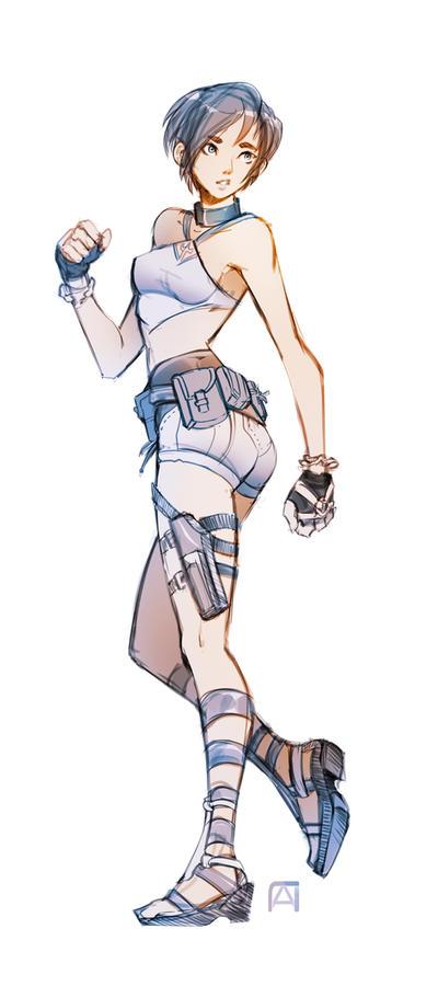 Fighter Talia
